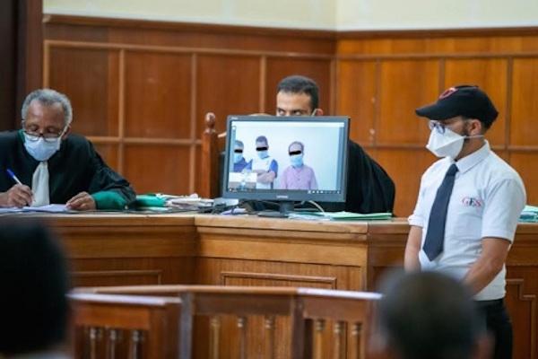محاكمات عن بعد.. إدراج 194 ألف و857 قضية ما بين أبريل ونونبر الماضيين 1