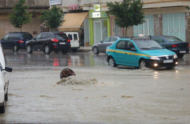 نشرة إنذارية..أمطار عاصفية ورياح قوية بطنجة والنواحي غدا الأربعاء 1