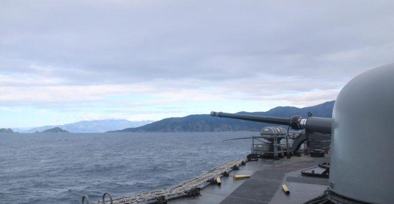 غرق عناصر من البحرية الملكية أثناء تدريبات بسواحل القصر الصغير 1