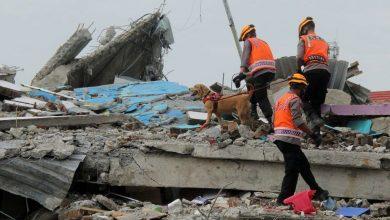 ارتفاع حصيلة ضحايا زلزال اندونيسيا إلى 56 قتيلا 2
