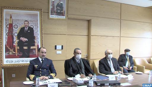 طنجة..البحرية الملكية وجامعة عبد المالك السعدي ينظمان اليوم الأول لبحوث المحيطات 1