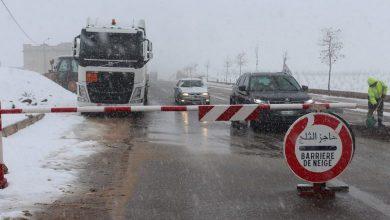 وزارة التجهيز والنقل تستعرض تدخلاتها لإعادة فتح الطرق بجهة طنجة 12