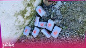 العثور على مخدرات بمقهى مهجور بشاطئ الجبيلات بطنجة 3