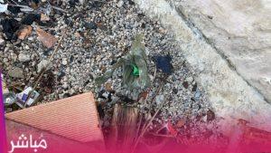 العثور على مخدرات بمقهى مهجور بشاطئ الجبيلات بطنجة 2