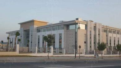 قبيل افتتاح المقر الجديد..المياه تغمر المحكمة الإبتدائية بطنجة 4