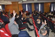 مجلس جماعة طنجة يصادق بالاجماع على تحيين القرار الجبائي 8
