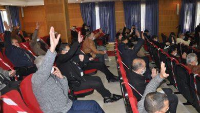 مجلس جماعة طنجة يصادق بالاجماع على تحيين القرار الجبائي 6