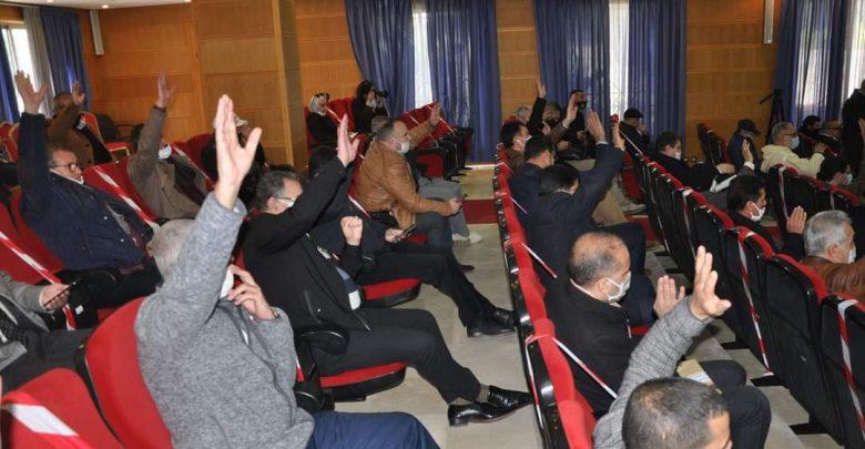 مجلس جماعة طنجة يصادق بالاجماع على تحيين القرار الجبائي 1