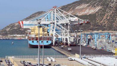 انطلاق الخدمة التجارية لمحطة الحاويات 3 بميناء طنجة المتوسط 2 2