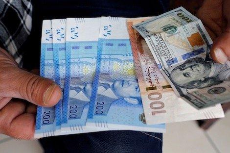 تراجع قيمة الدرهم مقابل الأورو بنسبة 0,67 في المائة 1