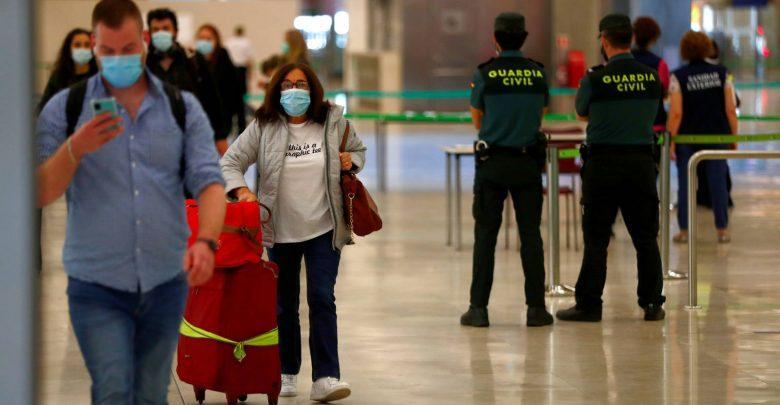"""إسبانيا تعفي المسافرين المغاربة من """"تحليلة كورونا"""" 1"""
