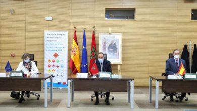 المغرب وإسبانيا يختتمان عقد توأمة لتأمين نقل البضائع الخطيرة عبر الطرق 2