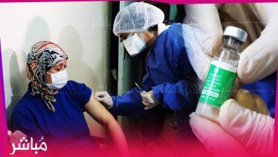 المديرة الجهوية للصحة بطنجة أول شخص يتلقى التلقيح المضاد لكورونا 3