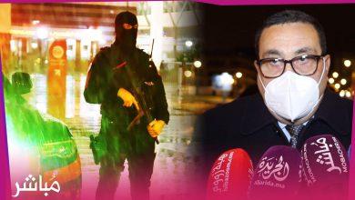 والي أمن طنجة: جل شوارع المدينة فارغة ليلة رأس السنة وسنواصل العمل حتى الصباح 5
