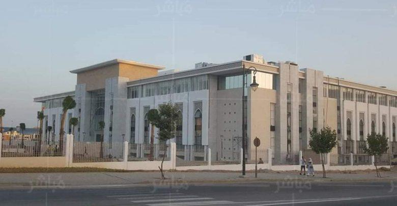 الإعلان عن موعد الإنتقال للمقر الجديد للمحكمة الإبتدائية بطنجة 1