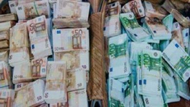 شرطة بروكسيل توقف مغربي وتعثر بحوزته على أموال باهضة 6