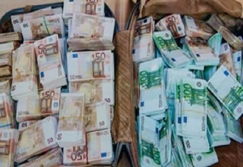 شرطة بروكسيل توقف مغربي وتعثر بحوزته على أموال باهضة 1