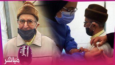 سلطات طنجة تواصل عملية التلقيح المضاد لكورونا بالنسبة للمواطنين فوق 75 سنة 2