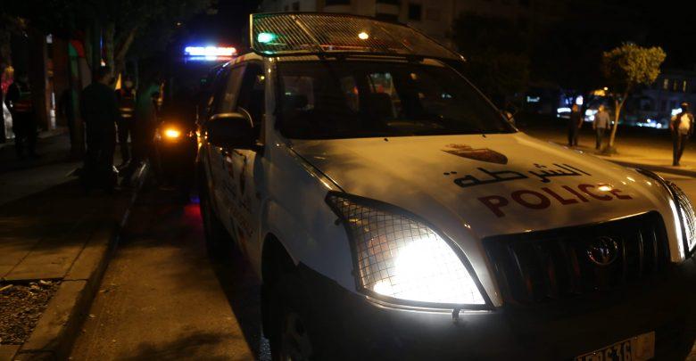 """القبض على ثلاثة أشخاص روعوا حي """"المرس"""" بطنجة بالسيوف 1"""