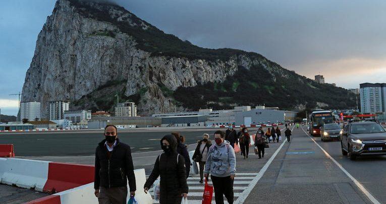 """إتفاق إسباني بريطاني بشأن الإحتفاظ بـ""""جبل طارق"""" ضمن منطقة البريكست 1"""