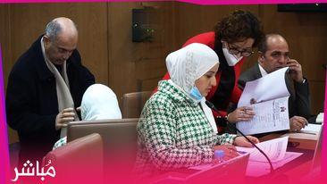 كواليس دورة جماعة اجزناية بعد توقيف رئيسها أحمد الإدريسي (فيديو) 5