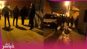 حصري..استنفار أمني بخندق الورد بطنجة بعد الإعتداء على عناصر الشرطة 2