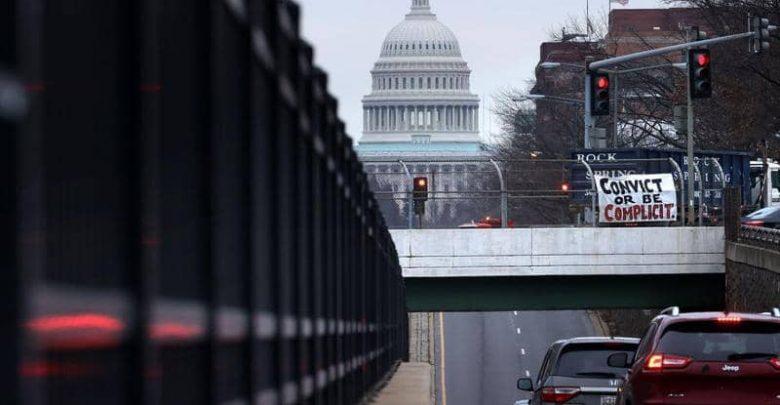 مجلس الشيوخ الأمريكي يقرر تبرئة ترامب من تهمة التحريض على التمرد 1