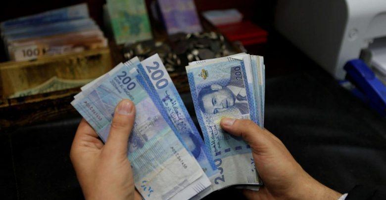 تحسن سعر صرف الدرهم أمام الدولار بـ 0,45 في المائة 1