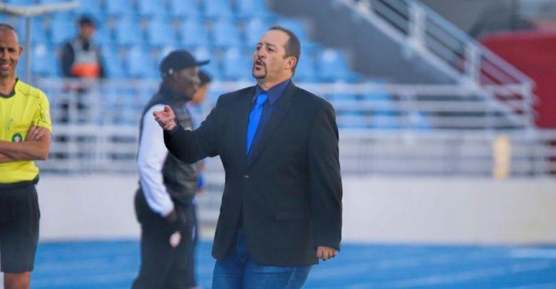 """المغرب التطواني يستنجد بالمدرب """"بيدرو بنعلي"""" 1"""