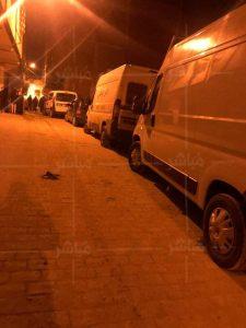 حصري..استنفار أمني بخندق الورد بطنجة بعد الإعتداء على عناصر الشرطة 3