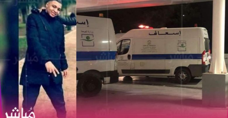 وفاة الشاب ضحية شجار حي فال فلوري بطنجة 1