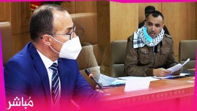 باشا اجزناية يشيد بإنجازات الوالي مهيدية في المنطقة محملا مجلس الإدريسي مسؤولية أي تقصير 5