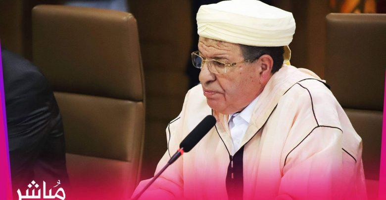 عاجل..الداخلية توقف أحمد الإدريسي رئيس جماعة اجزناية 1