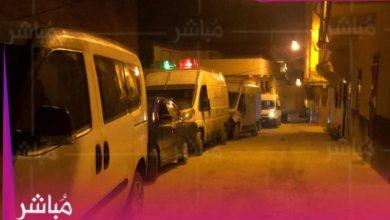 حصري..استنفار أمني بخندق الورد بطنجة بعد الإعتداء على عناصر الشرطة 6