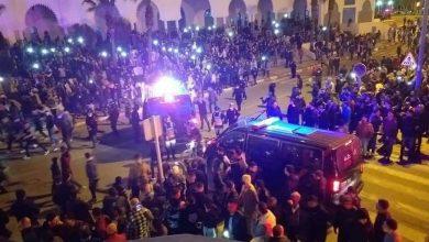 احتجاجات الفنيدق تسفر عن اعتقال عضوين بالإتحاد الإشتراكي والحزب يندد 3