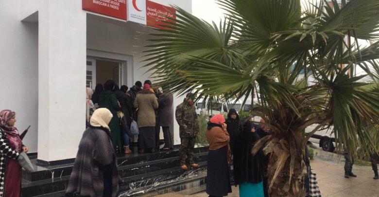 بعد احتجاجات الفنيدق..تشغيل 700 إمرأة من ممتهنات التهريب المعيشي بمصانع طنجة وتطوان 1