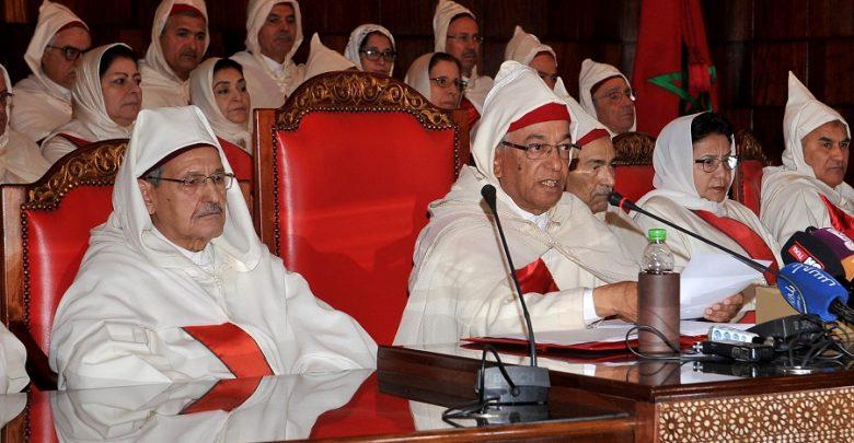 مصطفى فارس يفتتح السنة القضائية الجديدة ويصف سنة 2020 بالإستثنائية 1