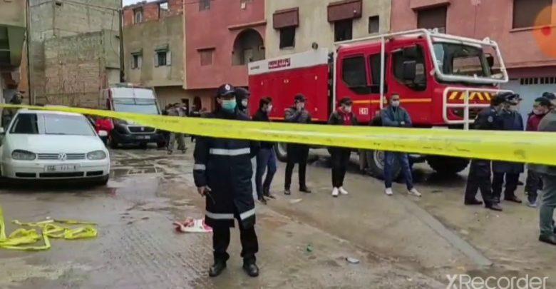 صادم..مقتل 6 أشخاص من أسرة واحدة ذبحا بسلا 1