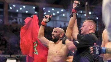 عاجل..منظة UFC تعيد عثمان أزعيتر إلى حلبة المصارعة 4