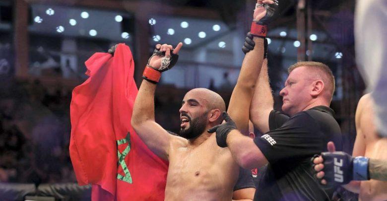 عاجل..منظة UFC تعيد عثمان أزعيتر إلى حلبة المصارعة 1
