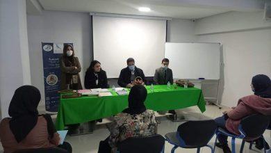 حزب الحمامة بطنجة ينظم دورة تكوينية للطلبة المقبلين على مباراة المنتدبين القضائيين 4