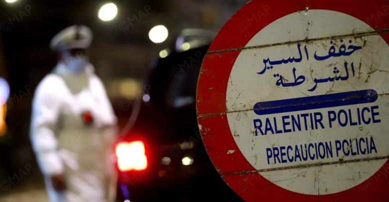تمديد حالة الطوارئ الصحية بالمغرب إلى غاية 10 مارس 1