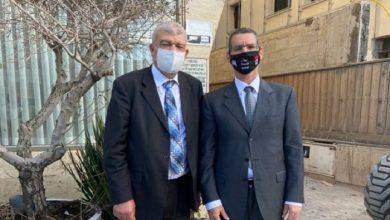 إسرائيل تلقح أعضاء مكتب الإتصال المغربي 4