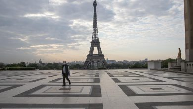 فرض إغلاق تام في باريس اعتبارا من اليوم الجمعة 6