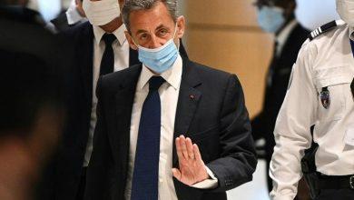 """الحكم على الرئيس الفرنسي السابق """"نيكولا ساركوزي"""" بالسجن 3 سنوات 3"""