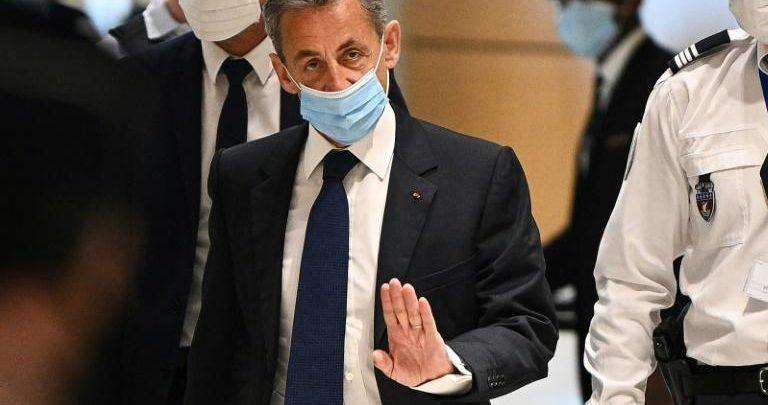 """الحكم على الرئيس الفرنسي السابق """"نيكولا ساركوزي"""" بالسجن 3 سنوات 1"""