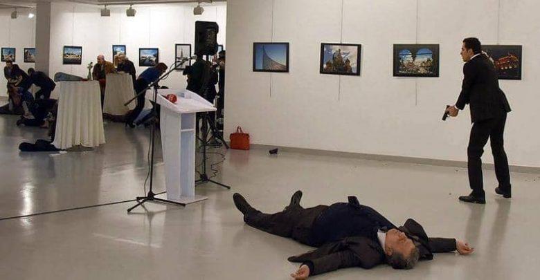 السجن المؤبد في حق المتورطين في اغتيال السفير الروسي بتركيا 1