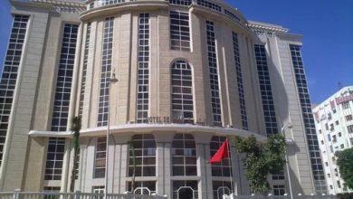 المكتب النقابي لعمال جماعة طنجة يخوض وقفة احتجاجية 6