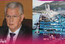 العامل المرزوقي يحلّ بميناء طنجة المتوسط ويثور في وجه مسؤوليه 12