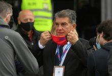 """رسميا..""""الرئيس الذهبي"""" يعود لرئاسة برشلونة 10"""
